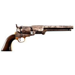Rare Leech & Rigdon Confederate Civil War Revolver