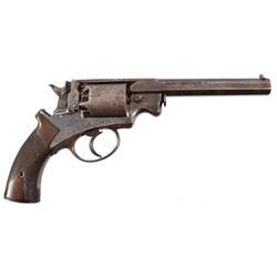 Massachusetts Arms Adams & Kerr .36 Navy Revolver