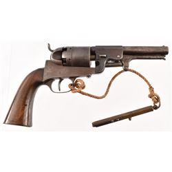 Austrian Navy KKP Colt Model 1849 Revolver