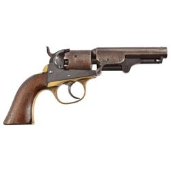 Cooper Pocket Model Double Action Revolver