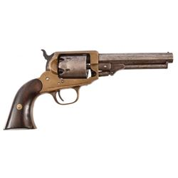 W. Irving Brass Frame Percussion Revolver