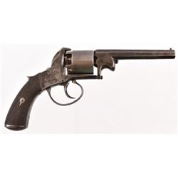 New Orleans Shipped Webley Revolver