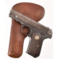 Colt Model 1903 S D Myres Sweetwater Texas Holster