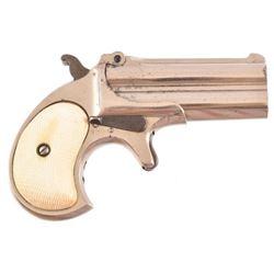 Remington Over Under Derringer
