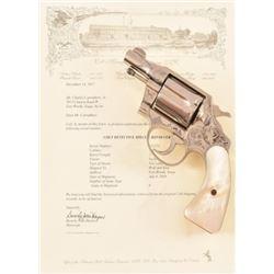 Colt Detective Special .38 Revolver Wolf & Klar