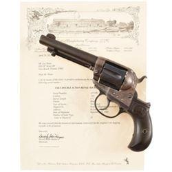 Colt Model 1877 DA .38 Lightning