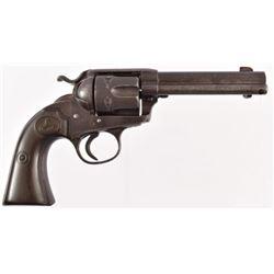 Colt Bisley Frontier Six Shooter Eden Texas