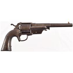 Rare Allen & Wheelock .45 Lip-Fire Revolver No.30