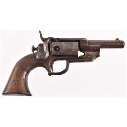 Allen & Wheelock Side-Hammer Revolver