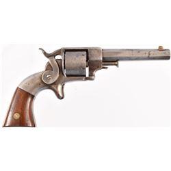 Allen & Wheelock Pocket Revolver