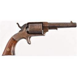 Allen & Wheelock Police Model Revolver