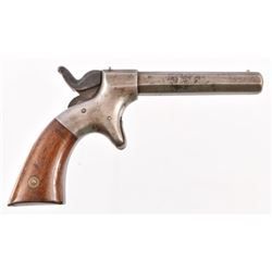 Allen & Wheelock .36 Single Shot Pistol