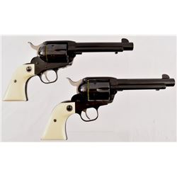 Pair of Ruger New Vaquero Special Edition