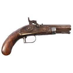 W. Cole 1835 Percussion Pistol