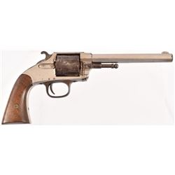 Hopkins & Allen XL Navy .38 Rimfire Revolver