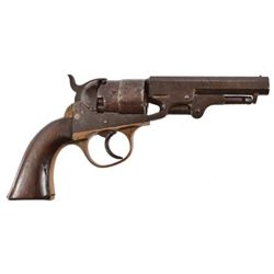 Cooper Navy Double Action Revolver
