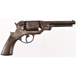 Starr Double Action Navy Revolver