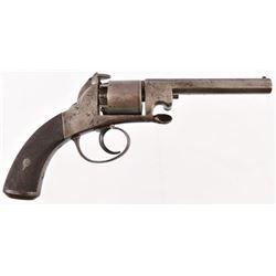 Webley Revolver Serial No. 83