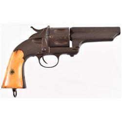 Merwin Hulbert Revolver Ivory Grips