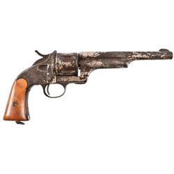 Merwin & Hulbert  Anit-Char Spanish Copy Revolver