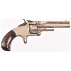 Merwin Hulbert .22 Pocket Revolver