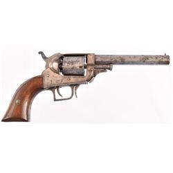 E. Whitney Double Trigger Revolver Serial No. 79