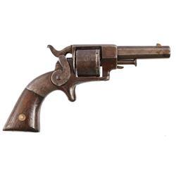 Allen & Wheelock .32 Rimfire Short Side Hammer