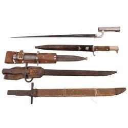 Collection of Bayonets