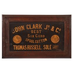 Clark's Spool Cabinet