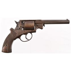 Massachusetts Arms Kerr's Patent Revolver