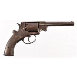 Massachusetts Arms Adams Patent Revolver No. 187