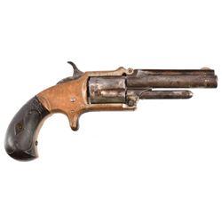 Marlin Tip Up Revolver