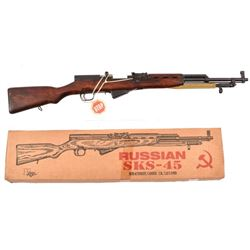 Russian SKS - 45 Rifle New In Box