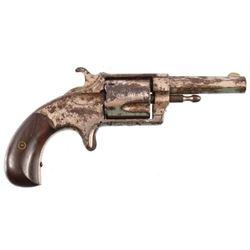 Hopkins & Allen XL No. 3 Safety Lock Revolver
