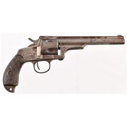 Merwin Hulber Hokins Allen .38 Revolver