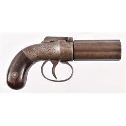 Allen & Thurber Pepperbox Revolver