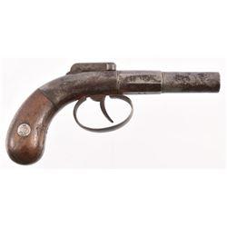 Allen & Wheelock Pocket Pistol