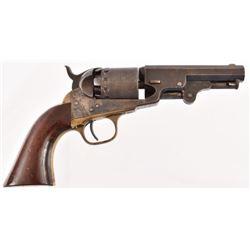 Manhattan Pocket Navy Revolver