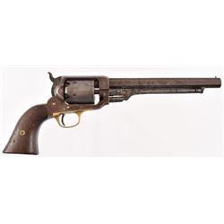Eli Whitney Navy Model Revolver