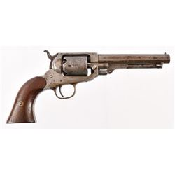 Eli Whitney Percussion Revolver