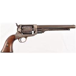 Eli Whitney Navy Percussion Revolver