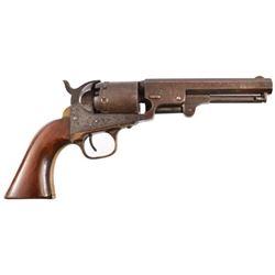 Manhattan .36 cal Navy Series III Revolver