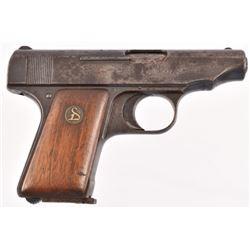 Deutsche Werke Werk Erfurt 6.35 mm Pistol