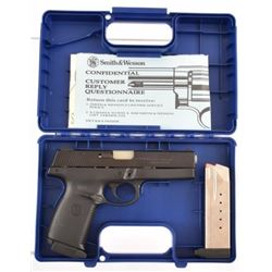 Smith & Wesson Model SW40F New In Box