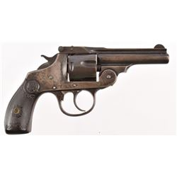 Iver Johnson Arms & Cycleworks DA .38 Revolver