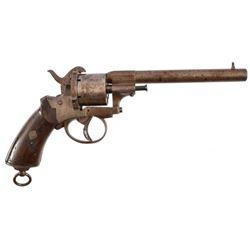 Belgian Pifire Revolver