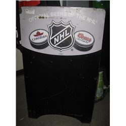 NHL - SANDWICH BOARD