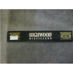 HIGHWOOD DISTILLERS - BAR MAT