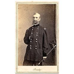 General Alexander Sandor Asboth.