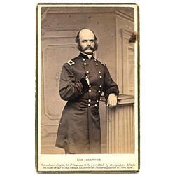 Ambrose Everett Burnside.